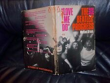 THE BEATLES LOVE ME DO THE BEATLES PROGRESS 1964 FIRST ISSUE LOVELY CONDITION