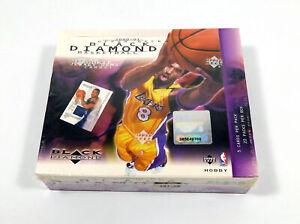 2000-01 Black Diamond Basketball Hobby Box Sealed (20 Packs)