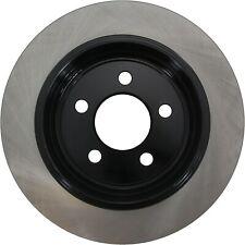 StopTech Disc Brake Rotor Rear Centric for TJ / Wrangler / Liberty # 120.67063