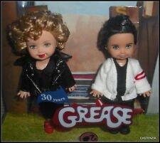 NRFB LFOK KELLY MATTEL BARBIE DOLL 30 YEARS GREASE KELLY & TOMMY GIFTSET