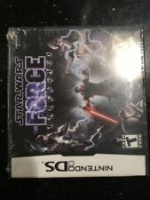 Star Wars: The Force Unleashed (Nintendo DS Brand New Factory Sealed