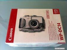 Canon WP-DC14 Carcasa Sumergible / Funda para IXY90 IXUS75 SD750, NUEVO