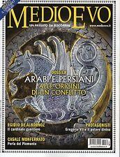 Medioevo 2016 232#Dossier-Arabi e Persiani,Albornoz,Gregorio VII,jjj