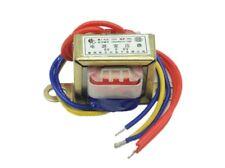 1PCS 1W Dual 6V Power Transformer Input AC 220V/50Hz -Output AC 6V*2 EI28 80mA