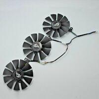 Graphics Card Cooler T129215SU Fan For ASUS Strix GTX 1060 OC 1070 1080 RX 480
