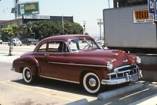 1979 Photo Reprint 1949 Chevy Deluxe in Los Angeles California Jazz Festival