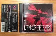 Den Of Thieves - Honour Amongst Thieves (Rare Japan CD w/OBI) Cry Wolf - Stryper