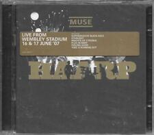 DVD + CD MUSE HAARP LIVE FROM WEMBLEY STADIUM 16 & 17 JUNE 'O7 NEUF SCELLE 2008