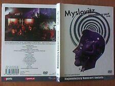 MYSLOVITZ *** HAPPINESS IS EASY live *** najmniejszy koncert świata