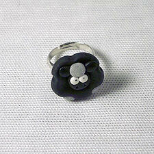 black sheep adjustable ring cute baa