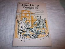 PREVENTION'S - BETTER LIVING COOK BOOK - 1976