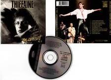 """HUBERT FELIX THIEFAINE """"En Concert vol2"""" (CD) 1986"""