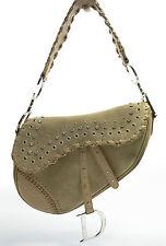 Christian Dior Saddle Bag Shoulder Schultertasche Tasche Limitierte Model Rare