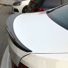 1x Rear Carbon Fiber Spoiler Wing Trunk Lip For BMW 3 Series F30 F35 Performance