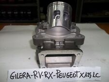 Cilindro Gruppo termico Modifica Polini Gilera RV RX PEUGEOT X125lc Cylinder Kit