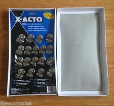 X-ACTO Bulldog MAGNETIC Clips Display 2026 18 Count Chip Bag Refrigerator Magnet