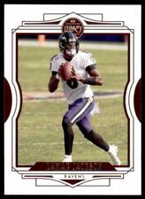 2021 Legacy Base #14 Lamar Jackson - Baltimore Ravens