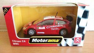 CITROEN C4 WRC MOTORAMA SCALA 1/43