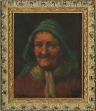 Öl-Malerei Personen aus Niederlande