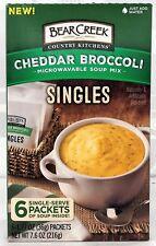 Bear Creek Country Kitchens Cheddar Broccoli Soup Singles 7.6 oz