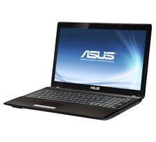 """ASUS  X53U 15.6"""" AMD C-60 RADEON HD 4GB RAM 250GB HDD WINDOWS7 HDMI DVDRW WEBCAM"""