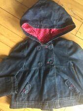 girls jasper conran age 9-10 Jacket Coat Debenhams Fab Con