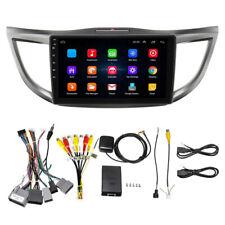 "For Honda CRV CR-V 12-16 10.1"" Android 9.1 Car Stereo Radio GPS Wifi Mirror Link"