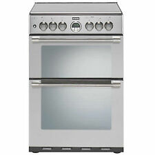 Stoves Sterling 600g Gas Cooker 60cm 444440986 Stainless Steel