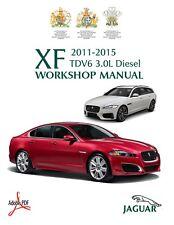 wiring diagrams ebay 10357886 wiring diagram gm jaguar xf tdv6 3 0d 3 0ds diesel 2011 2015 workshop manual elec