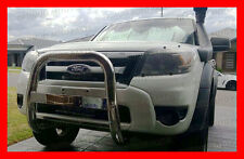 Stainless Steel Nudge Bar to suit Ford Ranger PJ PK & Mazda BT50 (2006 - 2011)