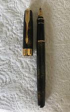 Near Mint Parker Sonnet Painted Lacquer Rollerball Pen