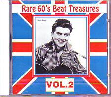 Specialmente-RARE 60's BEAT Treasures volume 2 CD
