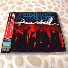 Far East Movement - Free Wired JAPAN CD+3 Bonus Track W/OBI #123-4