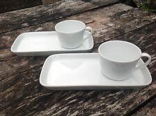 Tafelstern German Porcelain Tea Coffee Duo Set