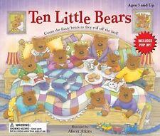 Ten Little Bears (Ten Little Counting Books) by School Specialty Publishing