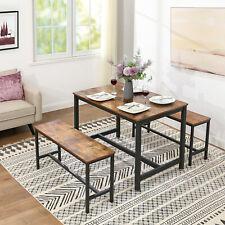 Esstisch Küchentisch Kaffeetisch Esszimmertisch 120x75x75cm Eisengestell KDT75X