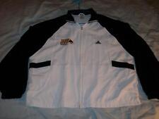 TEXAS STATE Tennis Bobcats adidas Windbreaker Zipper Jacket Ladies X-Large used