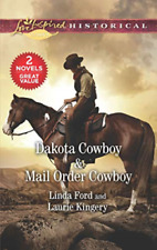 Ford Linda-Dakota Cowboy & Mail Order Cow (Us Import) Book New