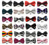 Mens Styles Fashion Unique Tuxedo Bowtie Wedding Party Bow Ties Necktie