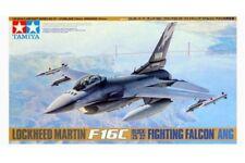 Tamiya 61101 1/48 Lockheed Martin F-16C (Block 25/32) Fighting Falcon ANG