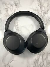 Sony MDR-1000X Wireless Bluetooth Noise Cancelling Headphones (Black)