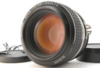 【EXC+5】 Nikon Nikkor AI-S 50mm F1.2 MF AIS Lens F Mount From JAPAN i94