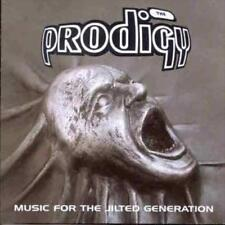 THE PRODIGY - MUSIC FOR THE JILTED GENERATION NEW CD