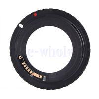 AF Confirm M42 Lens to Canon EOS EF Mount Adapter 60D/550D/600D/7D/5D/1100D GW