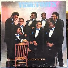 Truetones - Believe & Receive LP Mint- MIR-5005 Indiana Private Gospel 1988