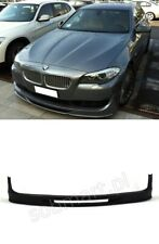 BMW 5 SERIES F10 F11 2010-2013 FRONT BUMPER SPOILER EXTENSION FRONT LIP TUNING