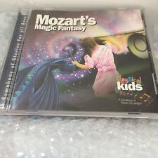 MOZART'S MAGIC FANTASY -  CLASSICAL KIDS - A JOURNEY THROUGH THE MAGIC FLUTE CD