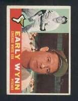 1960 Topps #1 Early Wynn EX/EX+ White Sox 123038