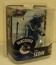 Daniel Sedin (2), Vancouver Canucks, blue home jersey NHL series 30 McFarlane