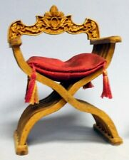 "1"" Scale Isabella's Chair (Savonarola [X] style) kit"